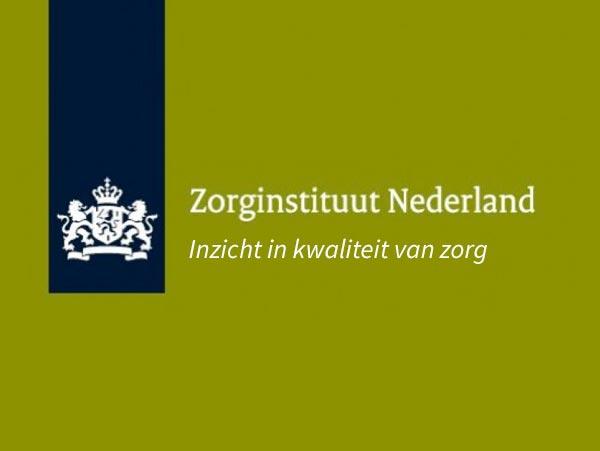 BeleefZorg opgenomen door Zorginstituut Nederland